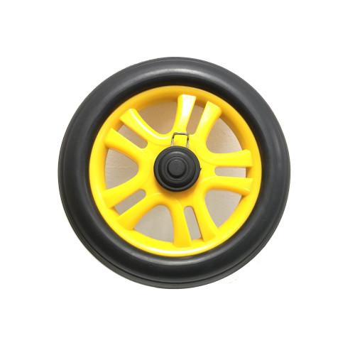 Колесо для детской коляски 170 мм, на ось 8мм