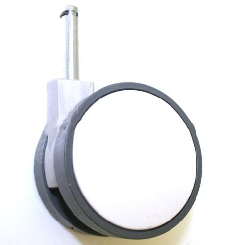 Колесико стульчика для кормления Peg-perego TATAMIA (Белое)