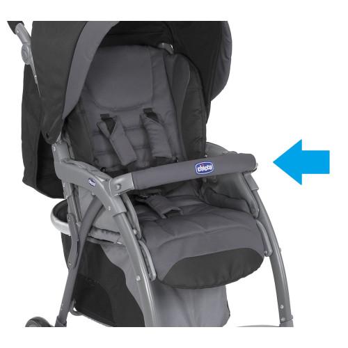 Бампер для колясок Chicco Simplycity (Серый цвет)
