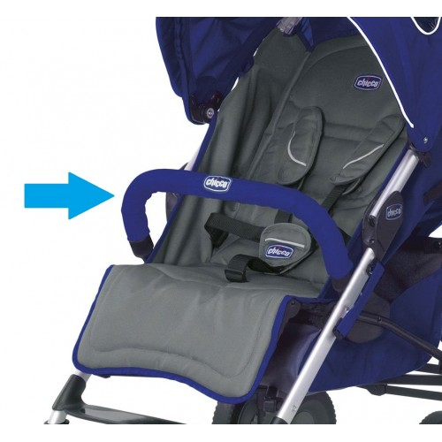 Бампер к коляске Chicco MultiWay Evo (Цвет Синий)