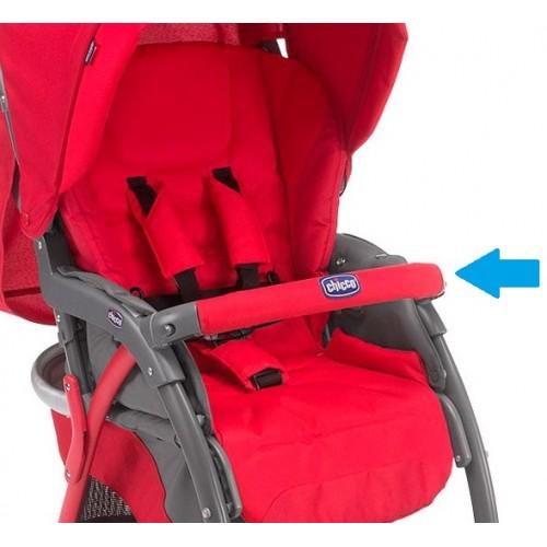 Бампер для коляски Chicco SimpliCity New (Цвет красный)