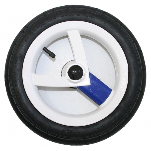 Колесо Adamex Aspena / Bebe-mobile 12 дюймов (Бело-синий)