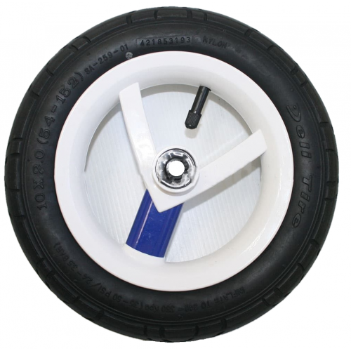 Колесо Adamex Aspena / Bebe-mobile 10 дюймов (Бело-синий)