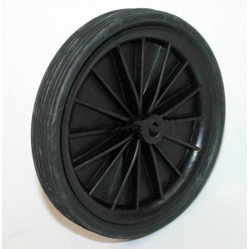 Колесо для коляски 5 дюймов на ось 10 мм