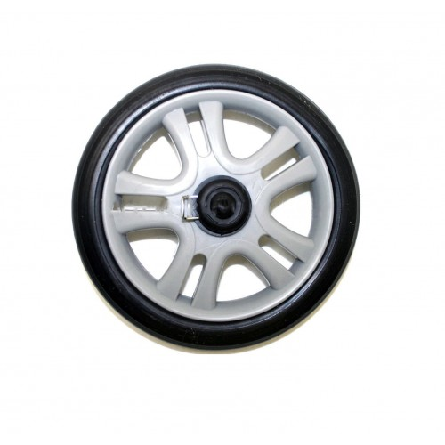 Колесо для коляски 163 мм на ось 8мм