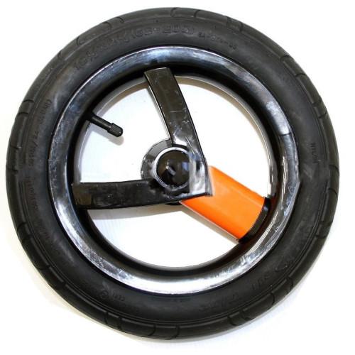 Колесо Adamex Aspena / Bebe-mobile 12 дюймов (Черно-оранжевый)