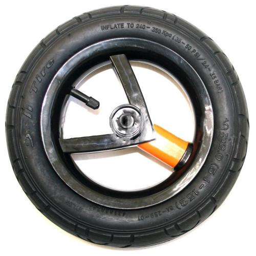 Колесо Adamex Aspena / Bebe-mobile 10 дюймов (Черно-оранжевый)