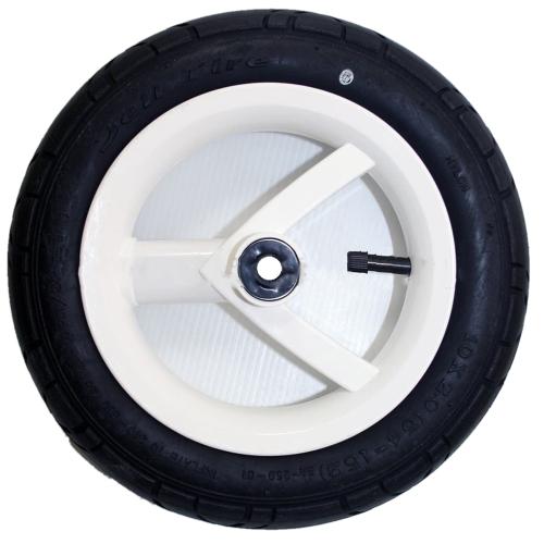 Колесо Adamex Aspena / Bebe-mobile 10 дюймов (Белый)