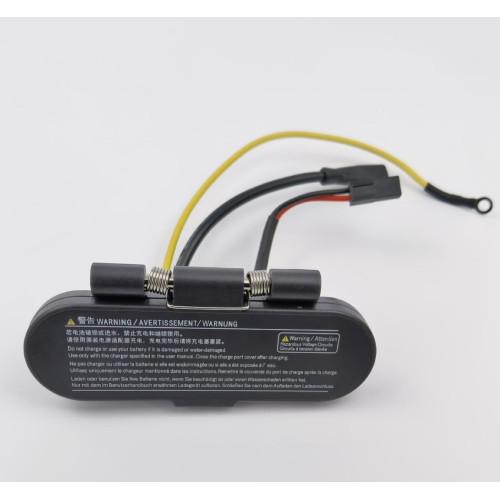 Порт зарядного устройства Ninebot Max G30