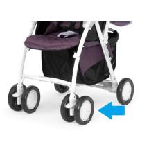 Блок переднего колеса Chicco Simplicity (белое)