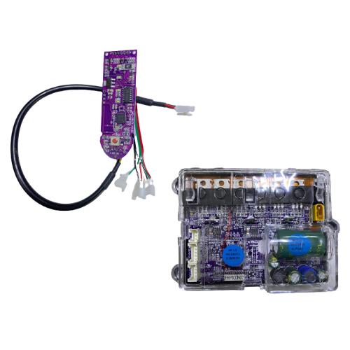 Рулевая плата и контроллер для MiniRobot 365