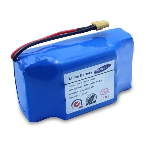 Аккумулятор для гироскутера 10S2P  Li-ion 36V/4.4Ah Samsung