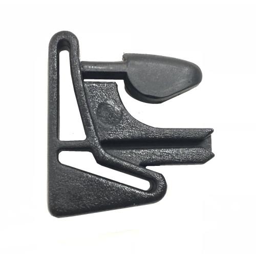 Крепление для ремней безопасности детской коляски