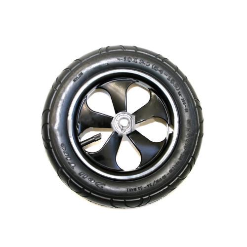 Колесо Bartplast bari 10 дюймов (Черное)