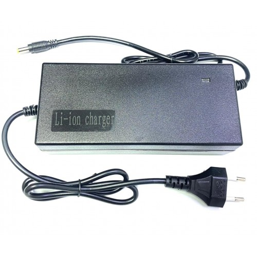 Зарядное устройство 52V (58.8V) 2.0A DC 2.5 (с кулером) для электросамокатов