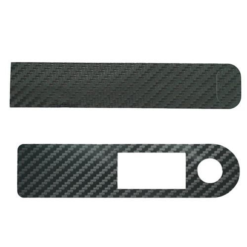 Карбоновые накладки для Xiaomi Mijia M365PRO