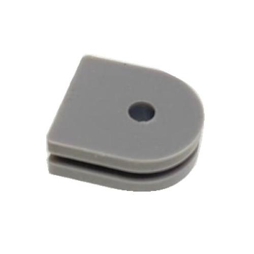 Заглушка в деку для провода заднего габарита Xiaomi m365/Pro