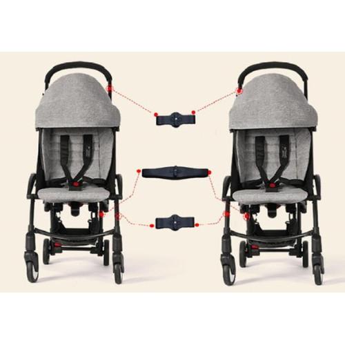 Крепления для сцепки колясок Yoya, Babyzen, Babytime